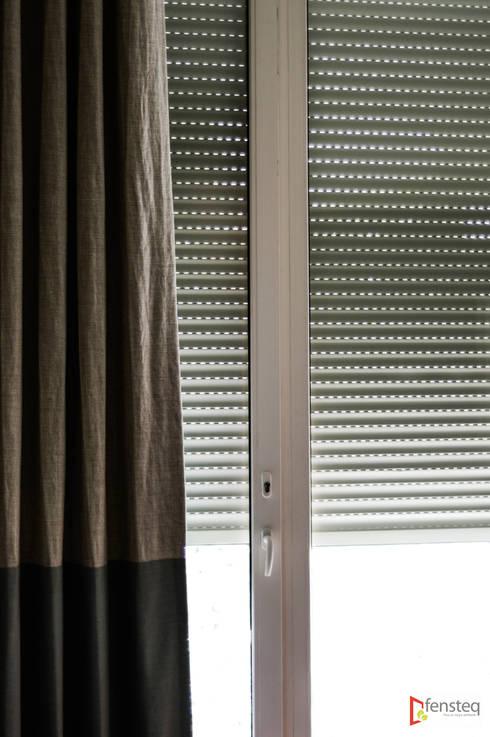 Cortina europea para hoteles: Hoteles de estilo  por Fensteq