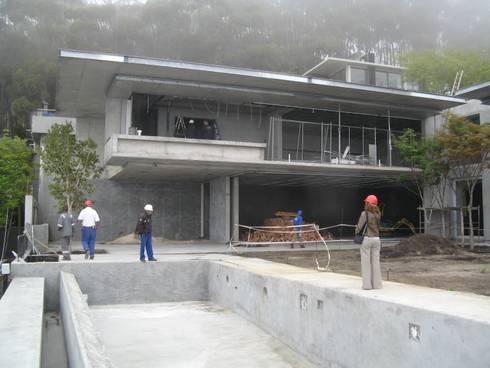Jenny's Inspection of Construction: modern Houses by Jenny Mills Architects