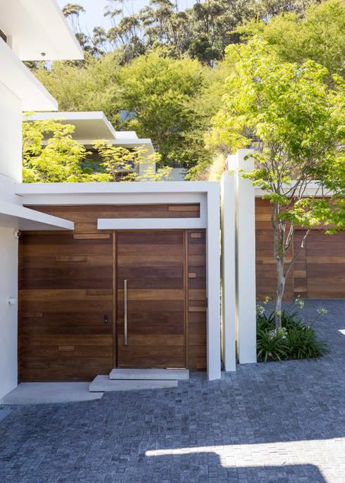 Avenue fresnaye villa di jenny mills architects homify for Planimetrie delle case in stile cape cod