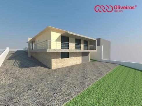 1239-SS-0112: Casas modernas por Oliveiros Grupo