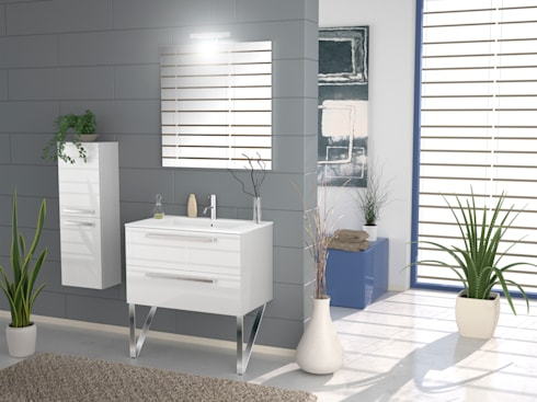 COLLECTIONS 2016 Mobili da Bagno by Edmo S.r.l. | homify