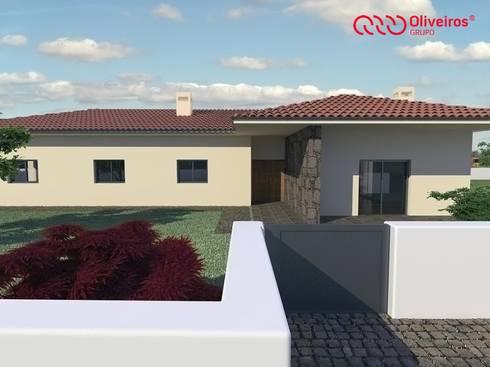 1174-LD-1110: Casas modernas por Oliveiros Grupo
