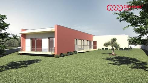 1148-SG-0710: Casas modernas por Oliveiros Grupo