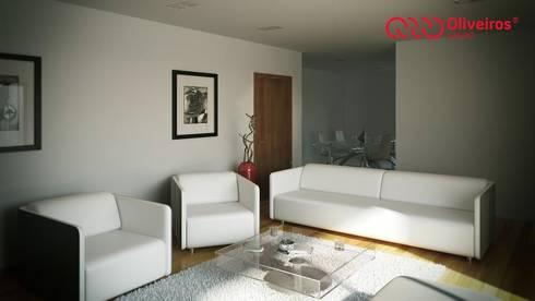 1121-MP-1209: Salas de estar modernas por Oliveiros Grupo