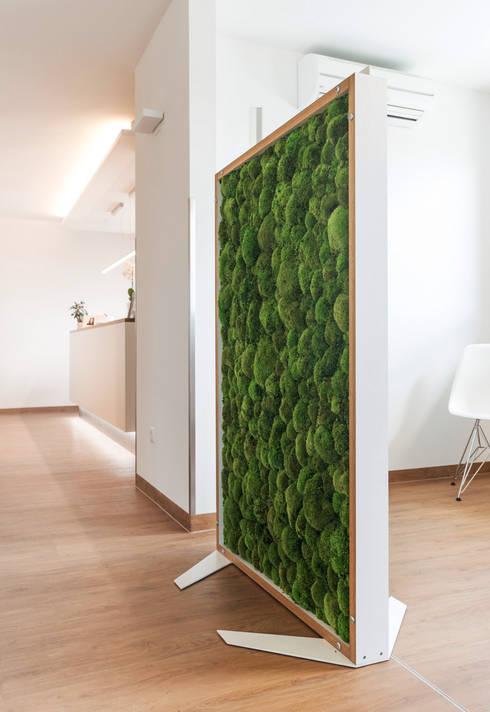 Interior landscaping تنفيذ FlowerArt GmbH | styleGREEN