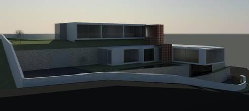 Moradia Unifamiliar <q>VHP</q>:   por Traço M - Arquitectura