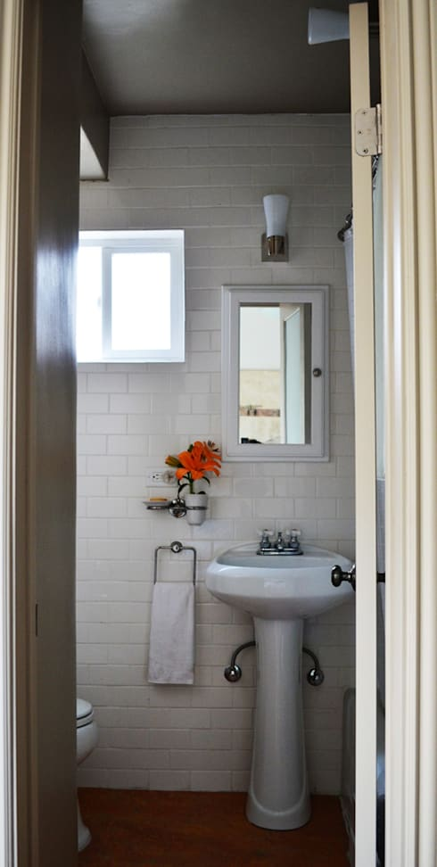 Bathroom by Erika Winters Design