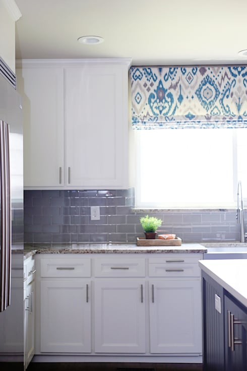 California Casual: Before and After:   by The Design Shoppe