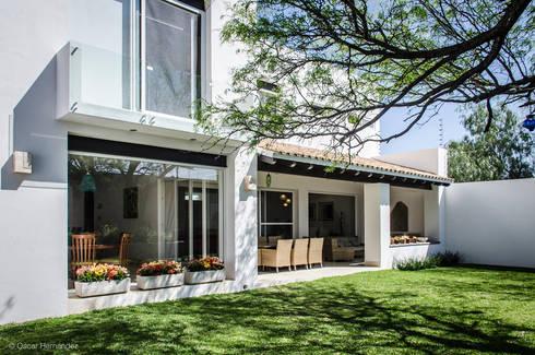 CASA PRESA 158 / JAVIER VILLALOBOS – GRUPO V:  de estilo  por Oscar Hernández - Fotografía de Arquitectura