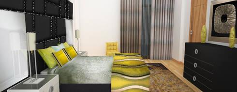 Suite Master:   por Atelier  Ana Leonor Rocha