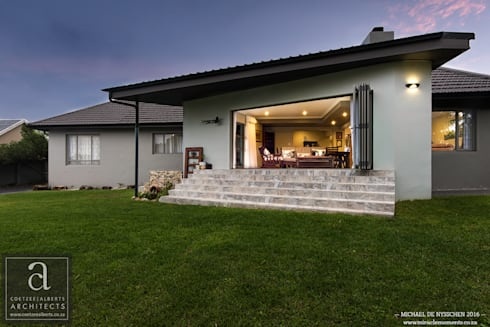 House Borstlap:   by Coetzee Alberts Architects