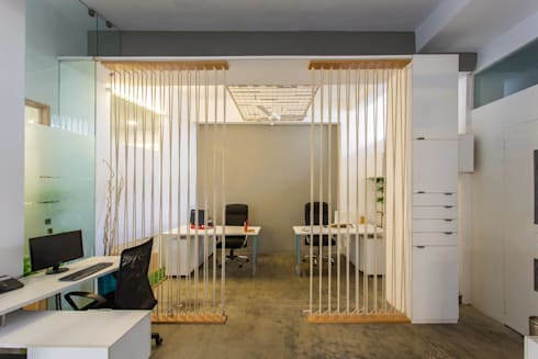 The Atelier—Design Quest Office Space :  Office buildings by Design Quest Architects