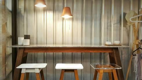 Take Home Design: modern Dining room by EMOH Modern Furniture Store HK