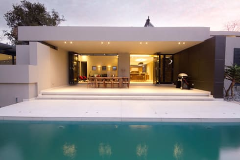 Let The Light In: modern Houses by Spiro Couyadis Architects