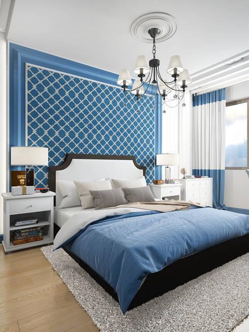 Phòng ngủ by VITTA-GROUP