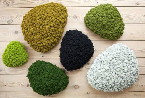 Vorstellung unserer Produkte: Pflanzen- und Moosbilder von styleGREEN:  Raumbegrünung von FlowerArt GmbH | styleGREEN