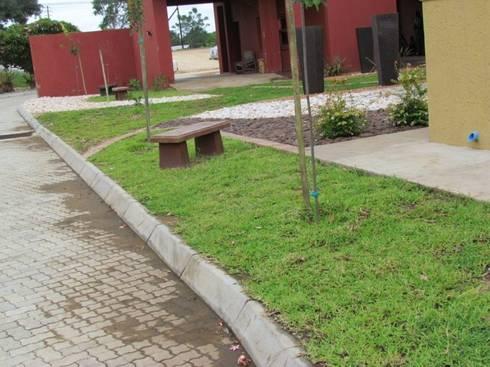 Giyani Tourism Information Centre:   by Mohlolo Landscape Architects