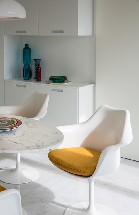 Uma cozinha renovada: Cozinhas modernas por Architect Your Home
