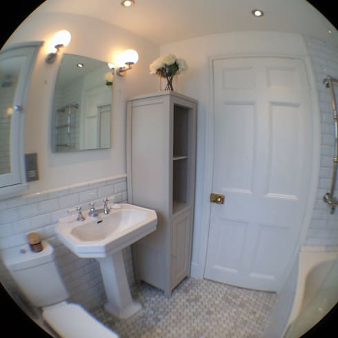 Bathroom by Absolute Project Management