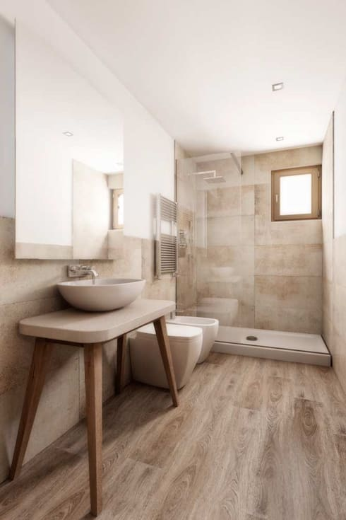 Rendering 3d : Contract Camere Alberghi by Pasquale De Angelis | homify