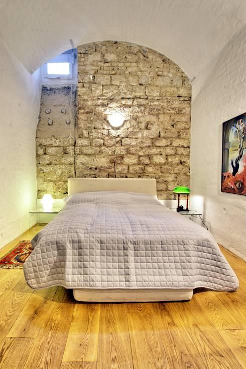 غرفة نوم تنفيذ Immobilienphoto.com