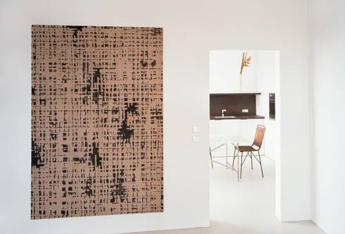 living room & kitchen: modern Living room by brandt+simon architekten