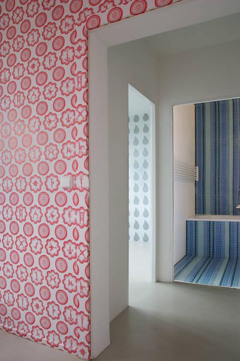 Walls by brandt+simon architekten