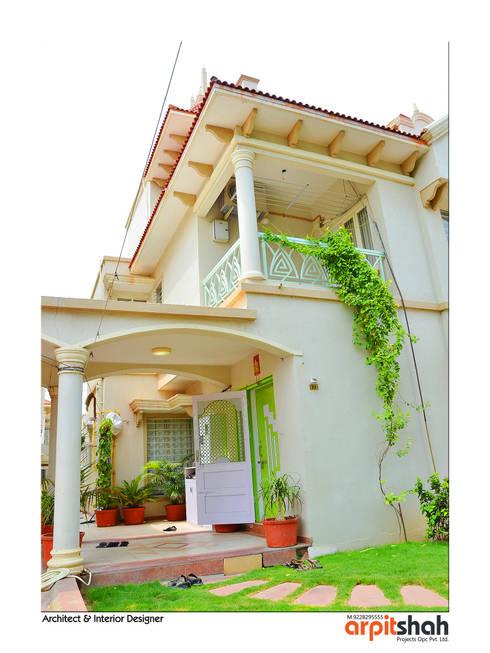 Vivekbhai Khadalia @ Motera:   by ARPIT SHAH PROJECTS OPC PVT LTD.