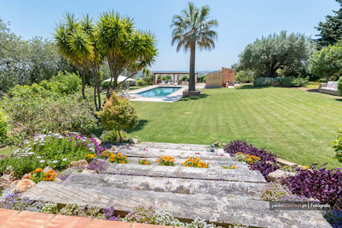 Um Jardim de Luxo: Jardins mediterrânicos por Pedro Queiroga | Fotógrafo
