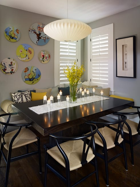 Cherry Creek Home: eclectic Kitchen by Andrea Schumacher Interiors