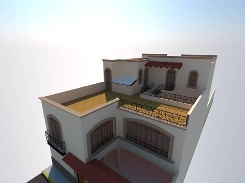 Proyecto Sainz:  de estilo  por MACRO ARQUITECTURA