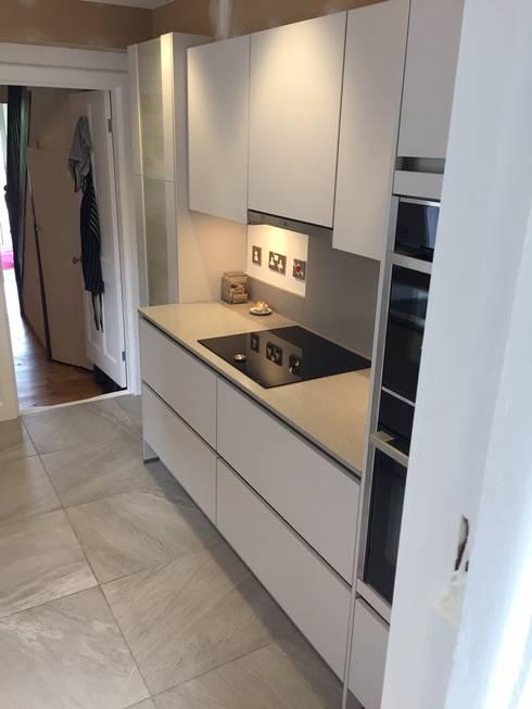 moderne Keuken door Eco German Kitchens