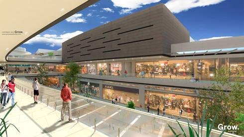 Puerta la victoria de grow arquitectos homify for Puerta la victoria