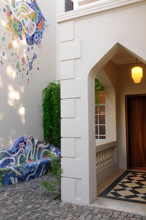 Casas de estilo  por Paula Herrero | Arquitectura