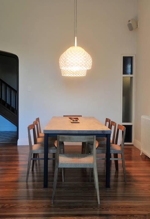 Comedores de estilo moderno por Paula Herrero | Arquitectura