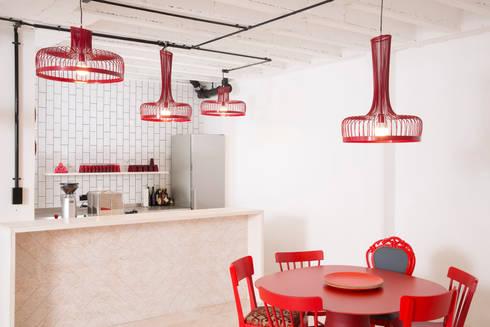 minimalistic Kitchen by mori