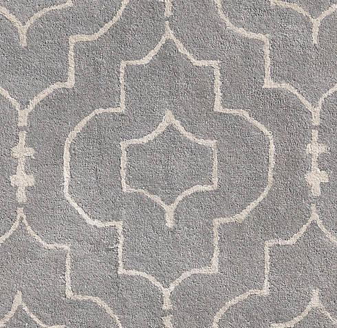 Tapete avila grey: Salas de estilo moderno por CasaMia By Dicsa