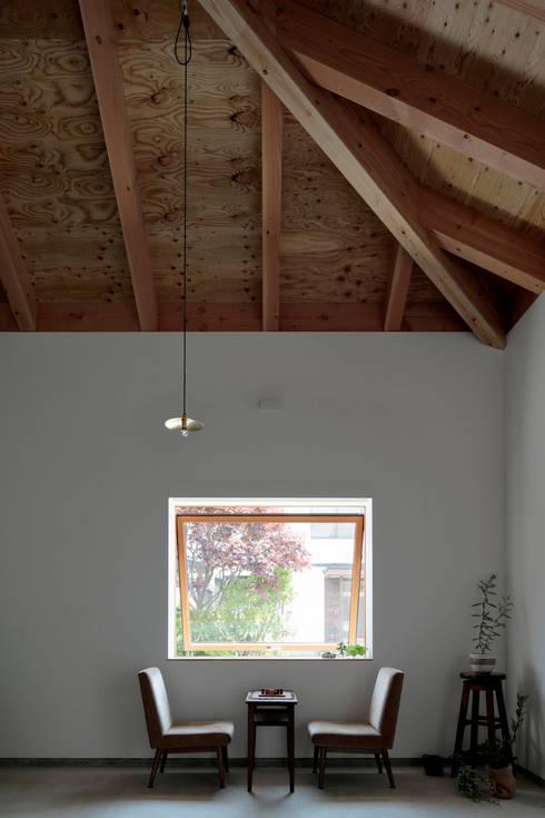 MU: 池田雪絵大野俊治 一級建築士事務所が手掛けた家です。