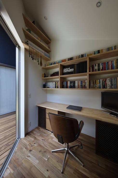Divide: 建築設計事務所SAI工房が手掛けたインテリアランドスケープです。