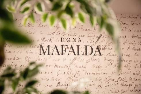 Dona Mafalda – Restaurante: Espaços de restauração  por Miguel Zarcos Palma