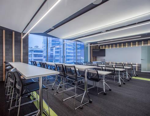 Deloitte centro de excelencia de serrano monjaraz for Oficinas deloitte