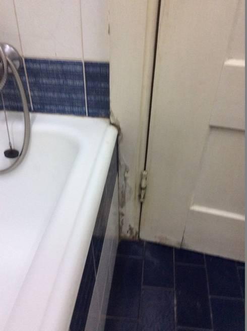 Antes:   por Poliwork - Remodelação de Casas de Banho
