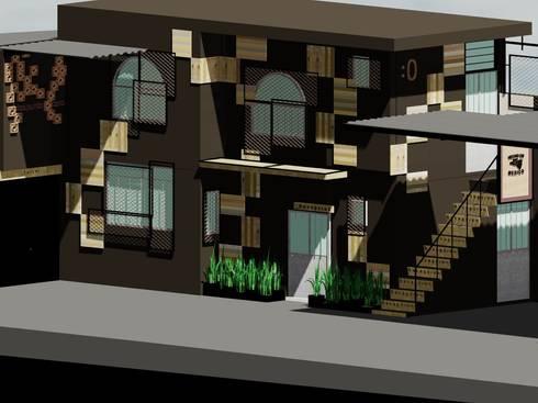 FABRICA 2.0:  de estilo  por lab d arquitectura