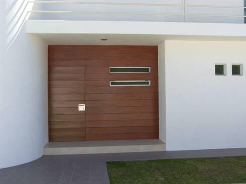 Casa Palomar: Ventanas de estilo  por Bojorquez Arquitectos SA de CV