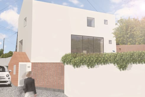 A01.House in Freamunde.09.15:   por RLA | RICHARD LOUREIRO ARCHITECTS