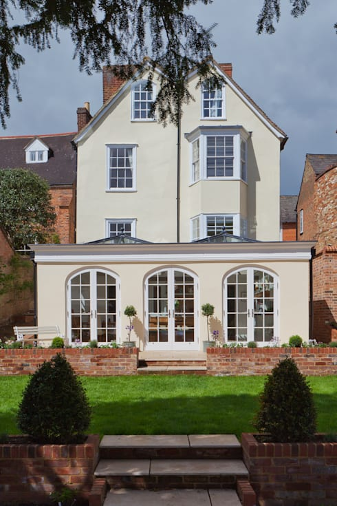 country Conservatory by Vale Garden Houses