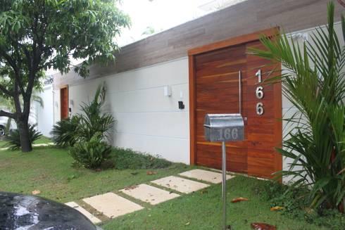 Casa Na Barra Da Tijuca Rio De Janeiro Por Gea