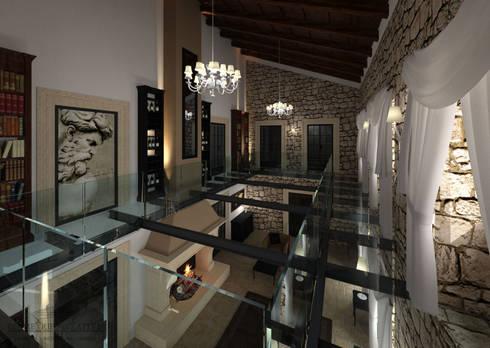 Interior design case di lusso di geometrie abitative homify - Foto case di lusso interni ...