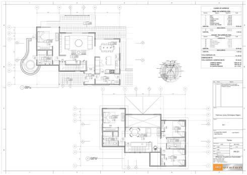 de estilo  por ARQvision Sustainable Architecture / FASTSTEEL