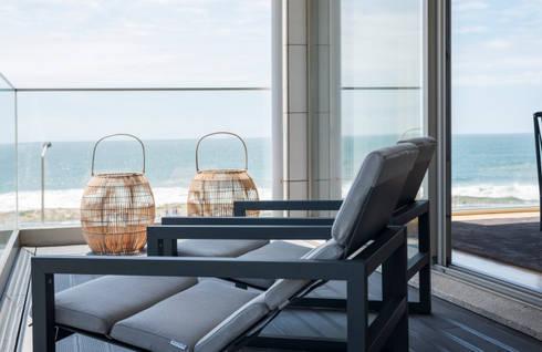 Home with a View: Terraços  por Filipa Cunha Interiores